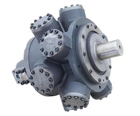 Staffa Fixed Radial Piston Motors HMB series