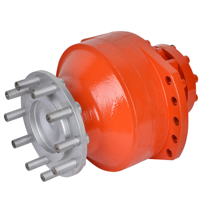 Radial Piston variable motor MS series