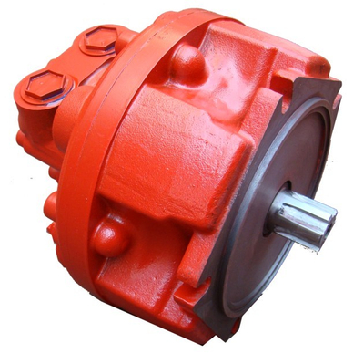 GM Radial piston motor used for Shredder