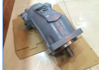Axial Piston Fixed Motor