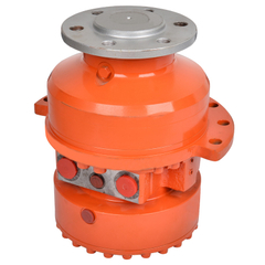 Radial Piston Motor MCR series for compact drives & integrated drives