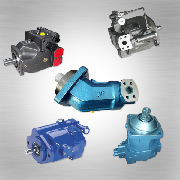 How to choice the correct Hydraulic Pump(Piston Pump,Vane Pump,Gear Pump)