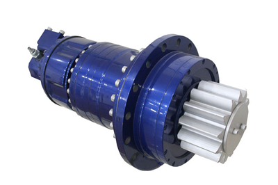 Hydraulic Transmission Devices used for winch